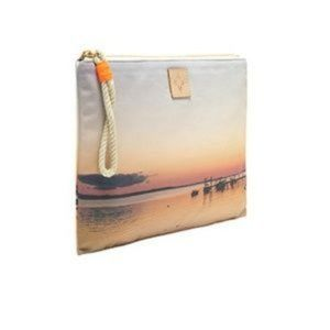 New! India Hicks Insta Pouch - The Dock